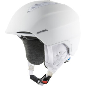 Alpina Grand Lavalan Skihelm white matt
